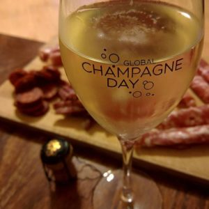 champagne day a reims