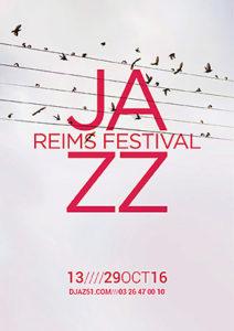 reims jazz festival octobre 2016