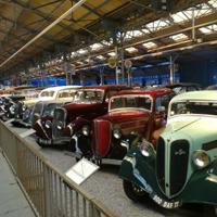 Le musée de l'automobile