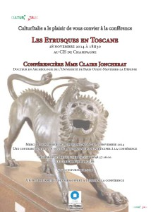 affiche Etrusque