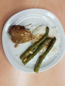veau sauce foie gras