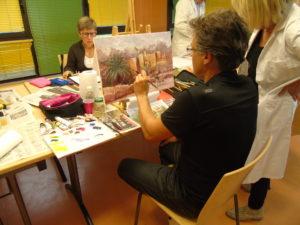 ateliers et cours peintures et dessins à Reims