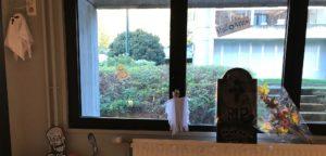 Décoration halloween fantôme