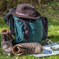 matériel de randonnée