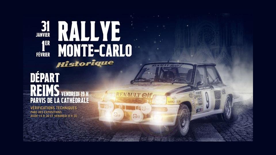 Le Rallye Monte-Carlo Historique