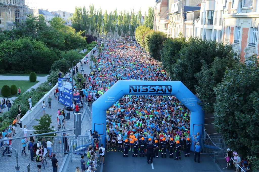 course nocturne a reims