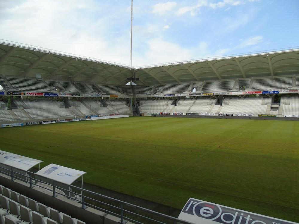 stade de Reims Auguste Delaune