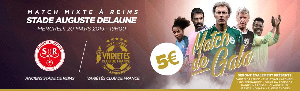 Le Football au profit de l'égalité homme-femme à Reims