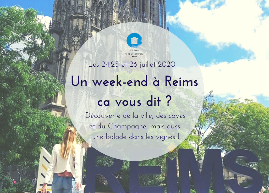 Un week-end à Reims